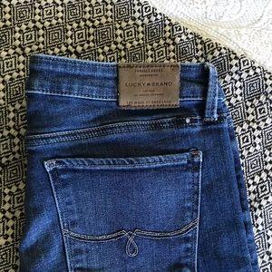 Lucky Brand Jeans - Women's size 12/31 Lucky Brand Jeans, Lolita Crop